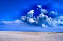 Wolken am Gedifo Himmel